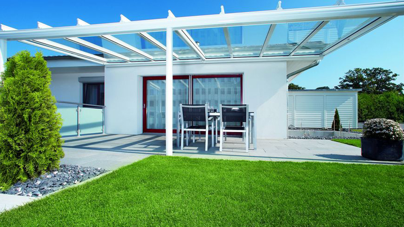 pergola sitzplatz berdachung wintergarten verglasungen glasdach balkonverglasungen. Black Bedroom Furniture Sets. Home Design Ideas